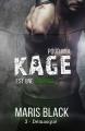 Couverture Kage, tome 3 : Démasqué Editions MxM Bookmark 2018