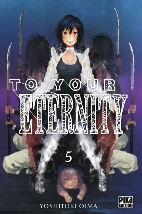 Couverture To your eternity, tome 5