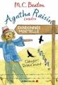 Couverture Agatha Raisin enquête, tome 04 : Randonnée mortelle Editions Albin Michel 2016