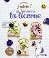 Couverture Les petits plats de la licorne Editions Solar (J'adore !) 2018