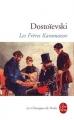 Couverture Les Frères Karamazov Editions Le Livre de Poche (Classiques de poche) 2017