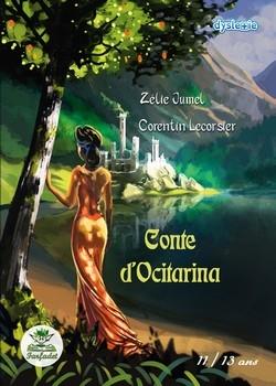 Couverture Conte d'Ocitarina