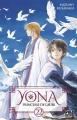 Couverture Yona, princesse de l'aube, tome 22 Editions Pika (Shôjo) 2018