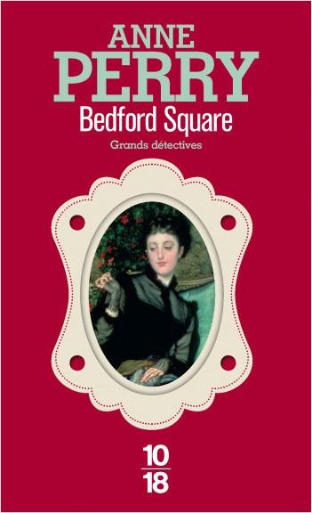 Couverture Bedford square
