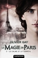 Couverture La magie de Paris, tome 2 : Le calme et la tempête Editions Castelmore 2018