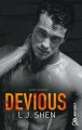 Couverture Sinners, tome 2 : Devious Editions Harlequin (&H) 2018