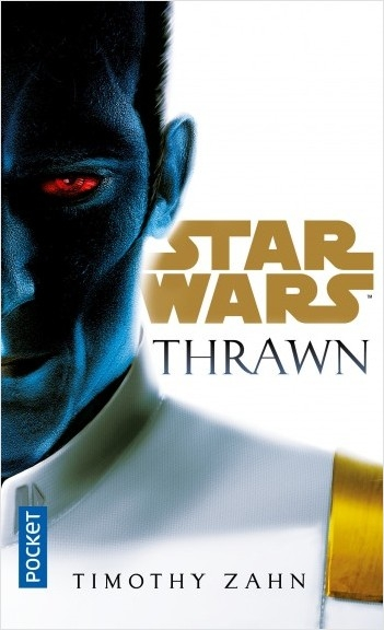 Couverture Star Wars : Thrawn, tome 1