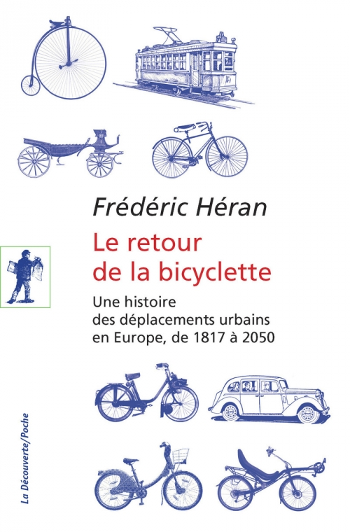 Couverture Le retour de la bicyclette
