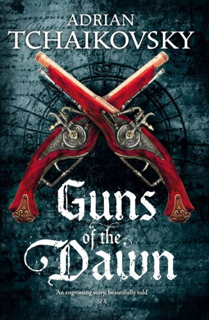 Couverture Guns of the Dawn