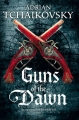Couverture Guns of the Dawn Editions Pan MacMillan 2016
