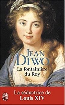 Couverture La Fontainière du Roy