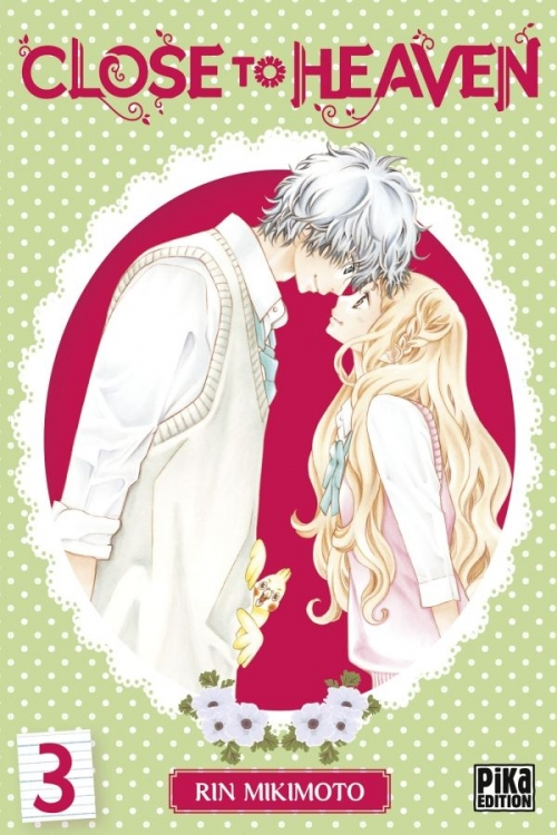 Couverture Close to Heaven, tome 3