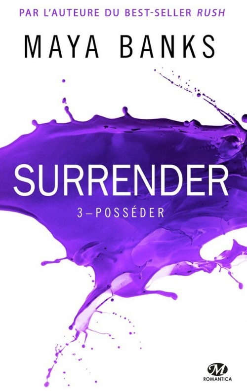 Couverture A corps perdus / Surrender, tome 3 : Posséder
