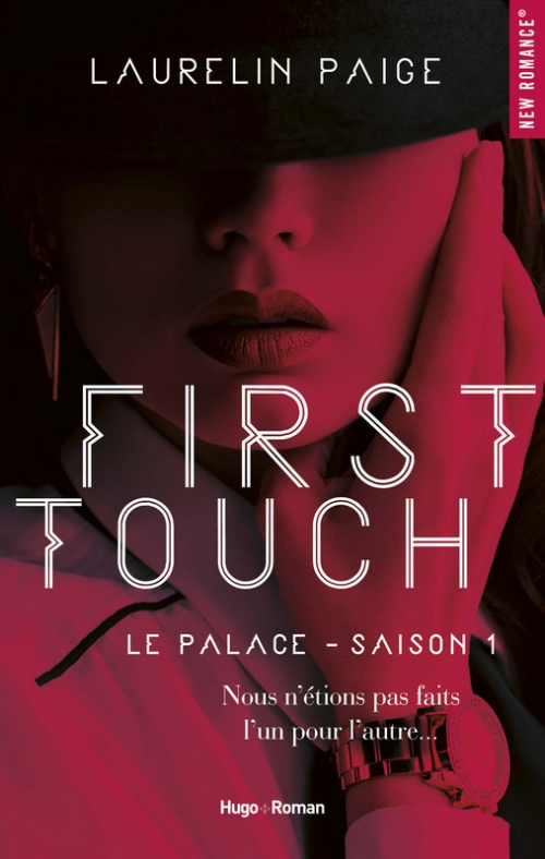 Couverture Le palace, tome 1 : First touch
