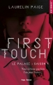 Couverture Le palace, tome 1 : First touch Editions Hugo & cie (New romance) 2018