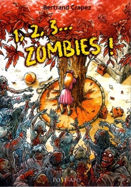 Couverture 1,2,3... zombies !