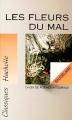 Couverture Les fleurs du mal / Les fleurs du mal et autres poèmes Editions Hachette (Classiques) 1992
