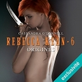 Couverture Rebecca Kean, tome 6 : Origines Editions Audible studios 2017