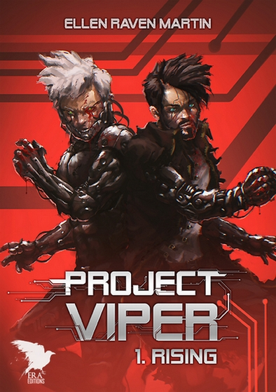 Couverture Project Viper, tome 1 : Rising