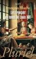 Couverture La vie quotidienne au temps de Louis XVI Editions Hachette (Pluriel) 2009