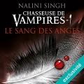 Couverture Chasseuse de vampires, tome 01 : Le sang des anges Editions Audible studios 2017