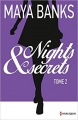 Couverture Nights & secrets, tome 2 : Kelly Editions Harlequin (Harlequin d'or) 2015