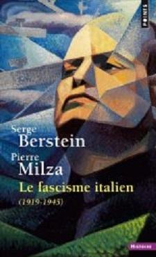 Couverture Le fascisme italien 1919-1945