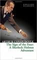 Couverture Sherlock Holmes, tome 2 : Le signe des quatre / Le signe des 4 Editions Collins & Brown 2015