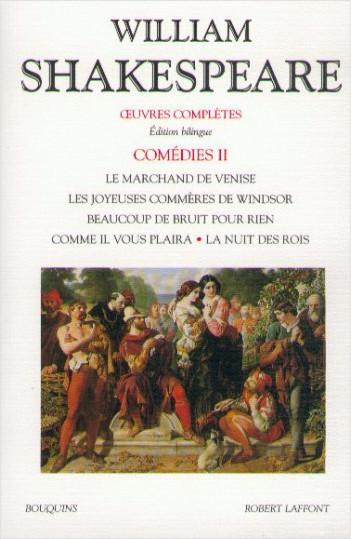 Couverture Comédies, tome 2