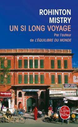 Couverture Un si long voyage