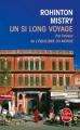 Couverture Un si long voyage Editions Le Livre de Poche 2003