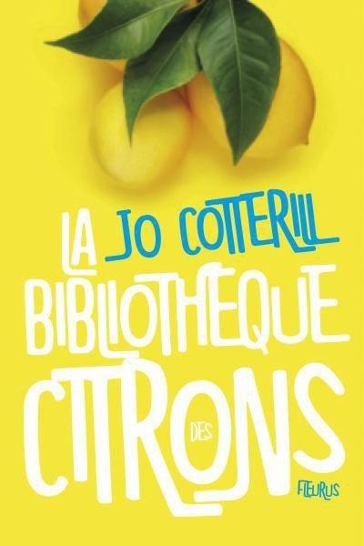 Couverture La bibliothèque des citrons