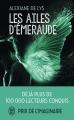 Couverture Les ailes d'émeraude, tome 1 Editions J'ai Lu 2018