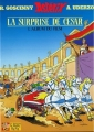 Couverture Astérix et la surprise de César Editions Albert René 1990