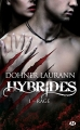 Couverture Hybrides, tome 1 : Rage Editions Milady (Bit-lit) 2018