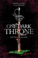 Couverture Three dark crowns, book 2: One dark throne Editions Pan MacMillan 2017