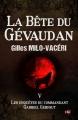Couverture La bête du Gévaudan Editions du 38 2018