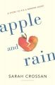 Couverture Apple and Rain Editions Bloomsbury 2015