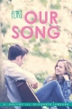 Couverture Our song Editions Simon & Schuster 2015