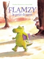 Couverture Flamzy le petit dragon Editions Seuil 2007