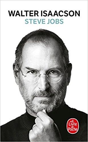 Couverture Steve Jobs