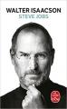Couverture Steve Jobs Editions Le Livre de Poche 2015