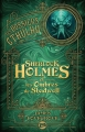 Couverture Les dossiers Cthulhu, tome 1 : Sherlock Holmes et les ombres de Shadwell Editions Bragelonne (Steampunk) 2018