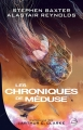 Couverture Les chroniques de Méduse Editions Bragelonne (Science-fiction) 2018