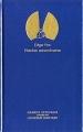 Couverture Histoires extraordinaires Editions Grands Ecrivains (Académie Goncourt) 1985