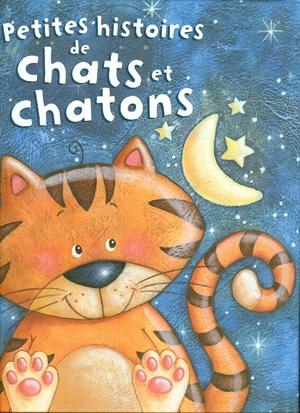 Couverture Histoires de chats et de chatons