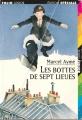 Couverture Les Bottes de sept lieues et autres nouvelles / Les Bottes de sept lieues Editions Folio  (Junior - Edition spéciale) 2006