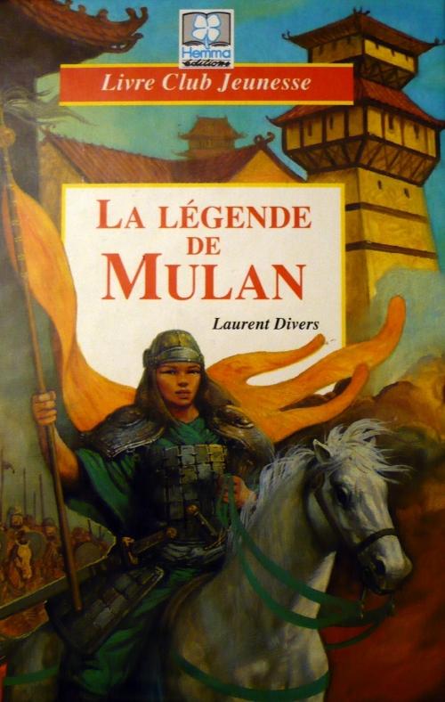 Couverture La légende de Mulan