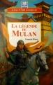 Couverture La légende de Mulan Editions Hemma (Livre club jeunesse) 1998