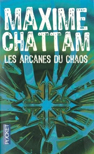Couverture Le Cycle de l'homme et de la vérité, tome 1 : Les Arcanes du chaos